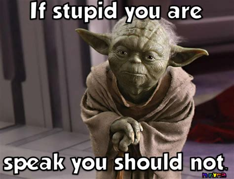 Funny Yoda Memes - yoda my so called life word from the wise