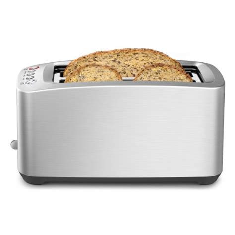 Best 4 Slot Toaster Breville Bta830xl 4 Slice Slot Smart Toaster Review