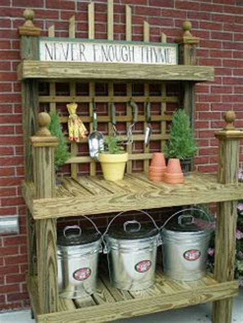 inexpensive potting bench 1000 ideas about potting benches on pinterest potting tables potting sheds and