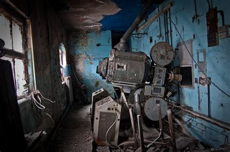 Projection Room by In The Projection Room Flickr Photo