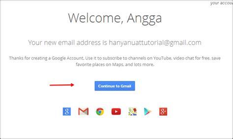 tutorial lengkap tentang  membuat gmail