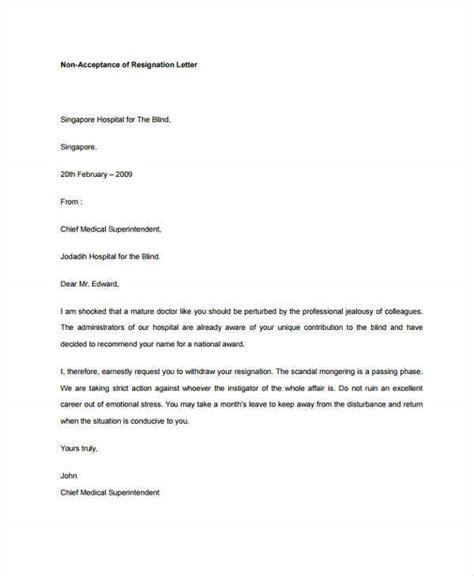 resignation letter templates premium