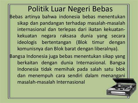 Politik Luar Negeri Indonesia Dan Isu Keamanan Energi contoh globalisasi bidang lingkungan id