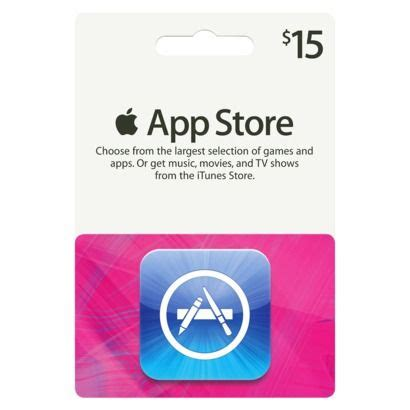 15 App Store Gift Card - apple itunes 15 app store gift card christmas wishes and swishes pinterest