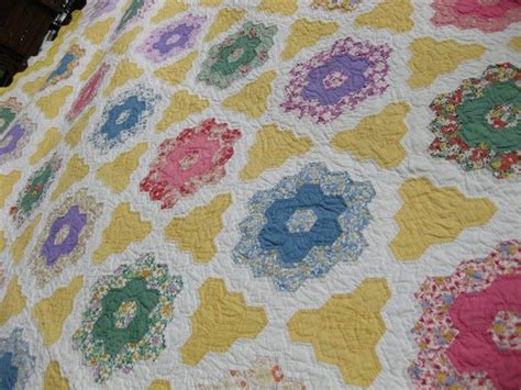 Grandmothers Flower Garden 116 Best Images About Grandmother S Flower Garden On Antique Quilts Grandmothers