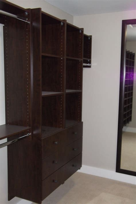 Closet Organizer Cabinets by Appletree Cabinets Closet Organizers