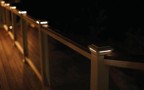Deck Lighting Fixtures New Deck Using Trex Decking System In Alpharetta Ga Curb Appeal Contracting Solutions Inc