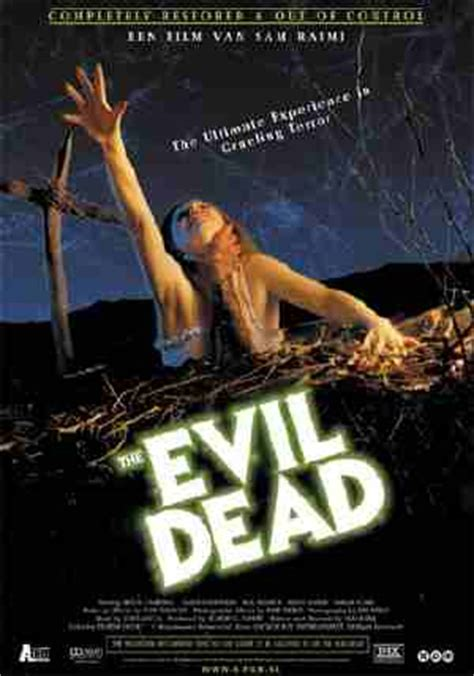 film evil dead 1981 the horror show evil dead 1981 and 2013