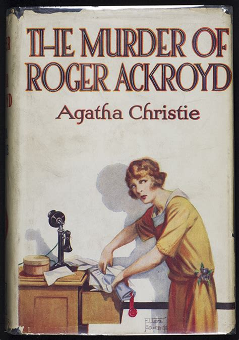 0007527527 the murder of roger ackroyd the first hundred years of detective fiction 1841 1941 by