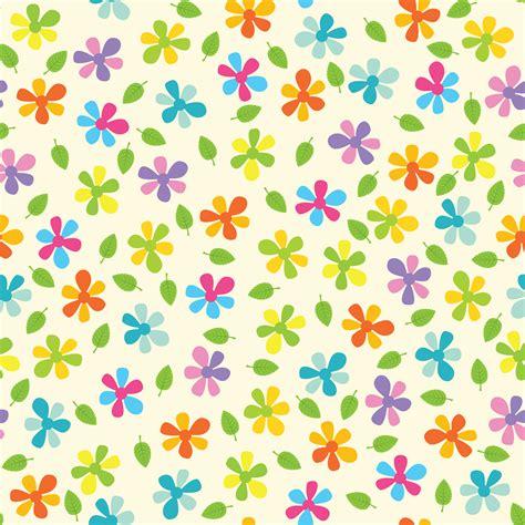 seamless pattern summer vector summer flower seamless pattern 06 by dragonart