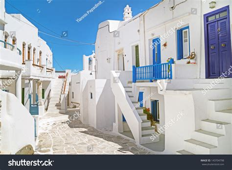 greek house music traditional greek house on sifnos island stock photo 143704798 shutterstock