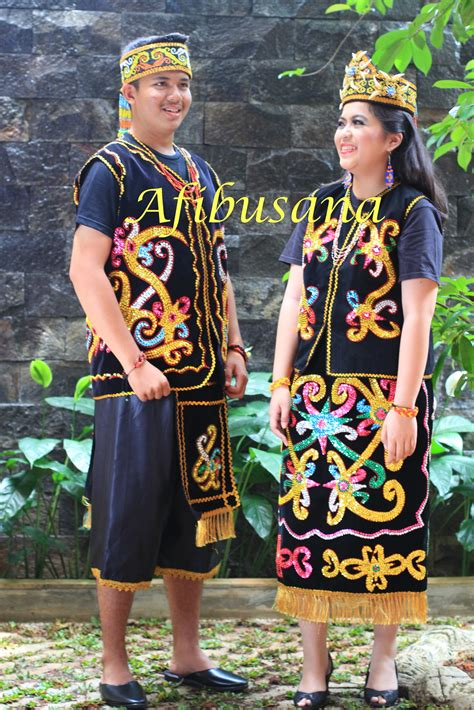 Baju Daerah Madura Anak pakaian adat dari kalimantan barat denah rumah