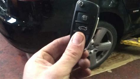 resetting vw key how to program a vw seat audi coded key when new
