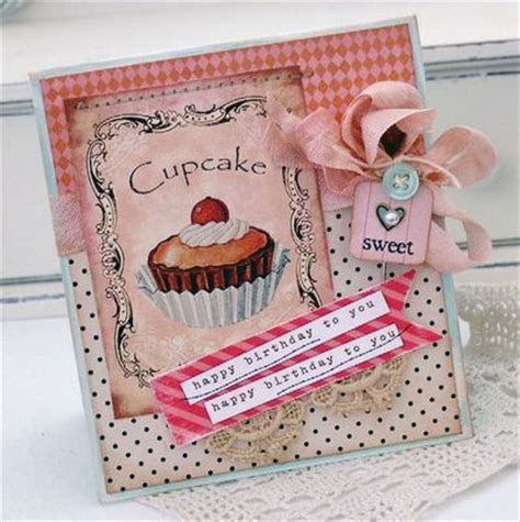 cupcake cards to make 17 best images about cards cupcake i on
