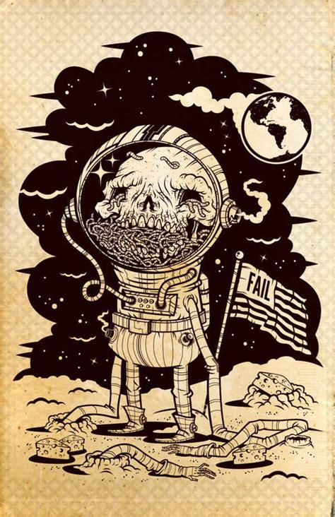 imagenes raras blog ilustraciones muy raras hechas por kenny poppins