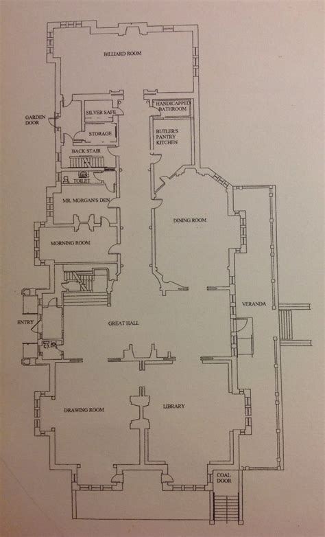 lynnewood hall first floor plan architectural floor ventfort hall 1st floor architectural floor plans