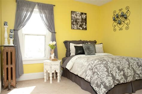yellow bedroom decor grey and yellow bedroom fresh bedrooms decor ideas