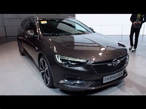 opel insignia 2017 black the all 2017 opel insignia sports tourer in detail