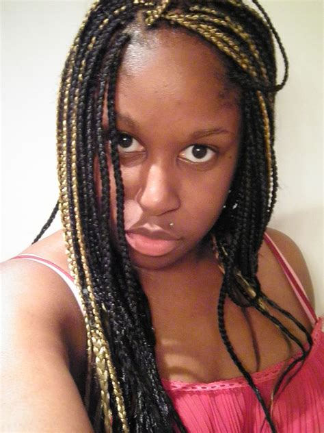 red and black poetic justice braids red and blonde poetic justice braids www imgkid com