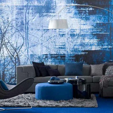 shades of blue design sala en azul 161 una decoraci 243 n ideal sala decora ilumina