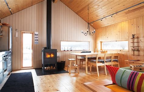 minor de tales scandinavian cabin