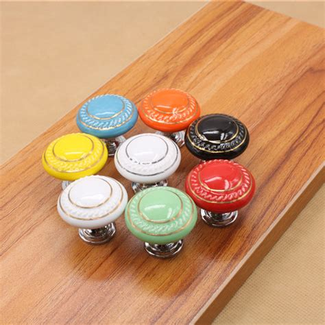 Cabinet Door Knobs Cheap by Get Cheap Porcelain Door Knobs Aliexpress