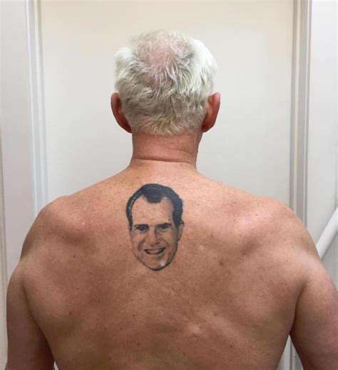 roger stone nixon tattoo whose monopoly come to is this oh roger