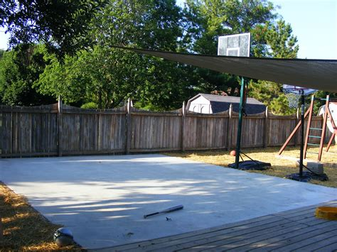 basketball court in backyard mom 3 ways backyard basketball court