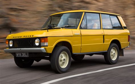 1970 range rover this day in history land rover s 65th anniversary