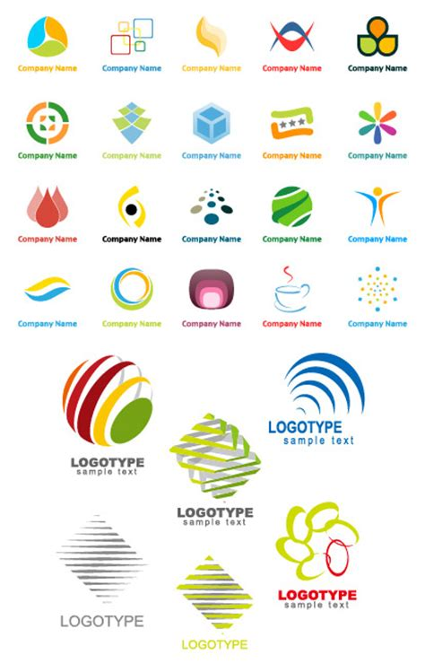Ci Design Vorlagen 图形logo模板设计矢量图 矢量标志素材 矢量素材 素彩网