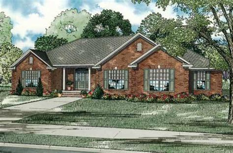 house plan 110 00135 ranch ranch plan 2 096 square feet 3 bedrooms 2 5 bathrooms