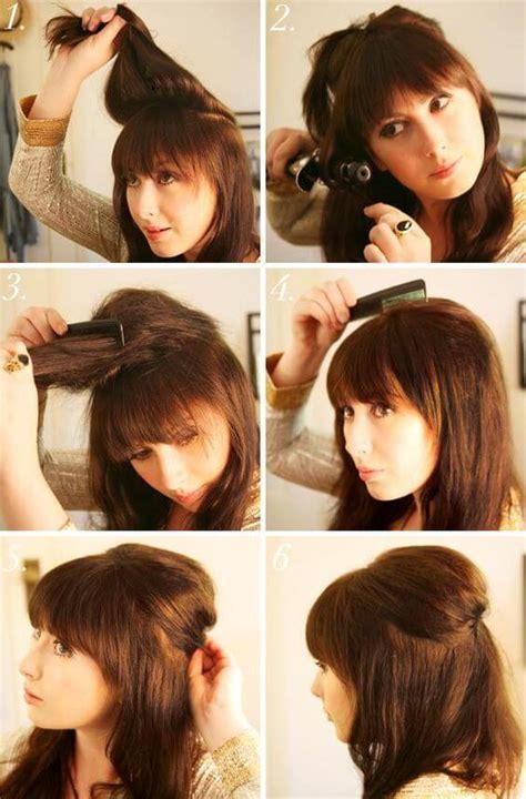 peinados de los aos 60 espinterestcom c 243 mo hacer peinados a 241 os 60 f 225 cil paso a paso fotos videos