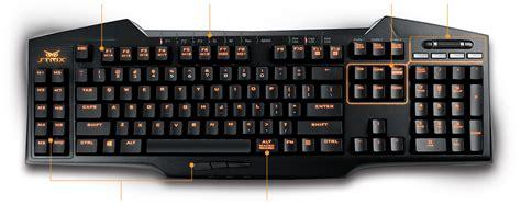 Keyboard Gaming Asus strix tactic pro keyboards mice asus global