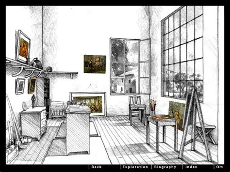 one point perspective room one point perspective room drawing perspective and one point perspective