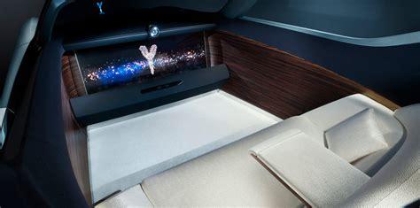 rolls royce concept car interior rolls royce unveils vision next 100 concept news driven