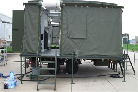 Kitchen Demonstration Trailer Fort Leonard Wood To Assess New Field Kitchen