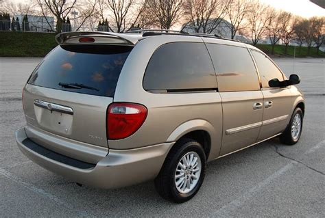 Chrysler Town And Country 2004 by 2004 Chrysler Town Country Touring Minivan