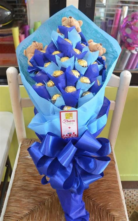 the 25 best chocolate bouquet ideas on