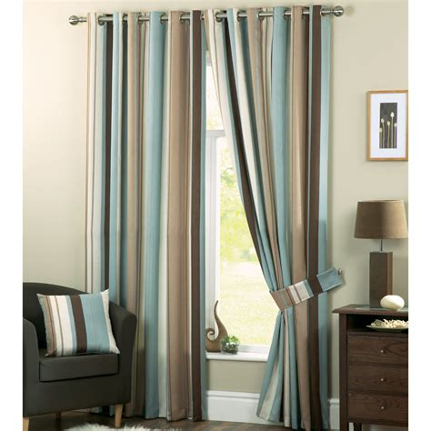 blue grey striped curtains blue and gray curtains