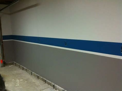 Garage Interior Paint Interior Garage Wall Paint Colors