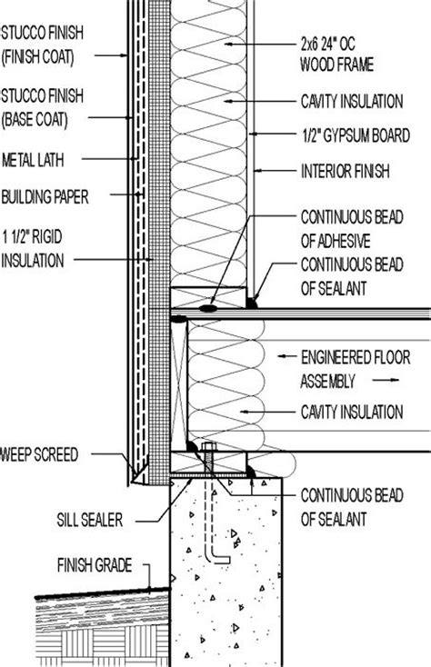 exterior wall section 67 best architectural design guidelines images on