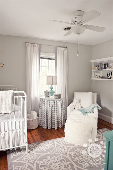Grey And White Nursery Decor Grey And White Neutral Nursery Project Nursery