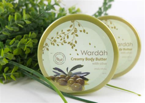 Wardah Olive Butter review wardah butter with olive yukcoba in