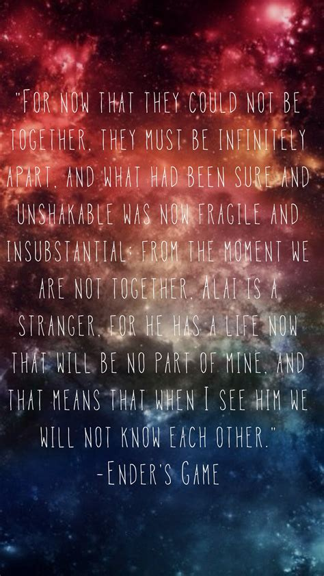 quotes from ender s enders quotes quotesgram
