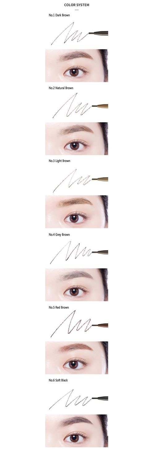Harga Etude House Eyebrow etude drawing eye brow grey brown daftar update harga
