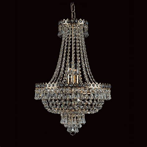 Impex St00224 40 08 G Lead Crystal Strass Empire Chandelier Strass Chandelier