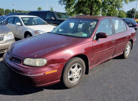 Daewoo Trenton Cheap Car For 500 Trenton Nj Oldsmobile Cutlass Gls 98