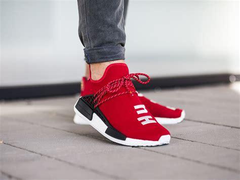 Adidas Nmd Human Race Pw Original Sneakers s shoes sneakers adidas originals x pharrell williams quot human race quot nmd bb0616 best shoes
