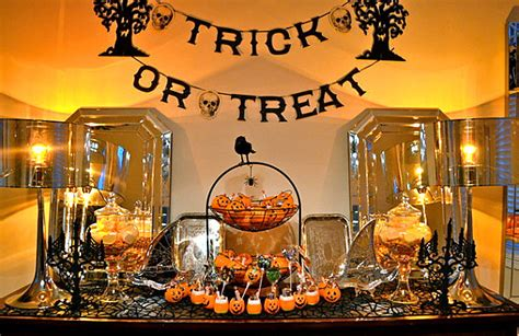 decorate your home for halloween 40 spooky halloween decorating ideas for your stylish home