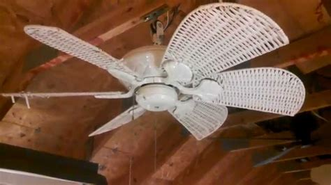 white wicker outdoor ceiling fan white wicker ceiling fans brew home
